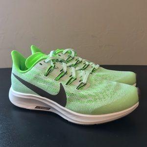NEW Nike Air Zoom Pegasus 36 Green